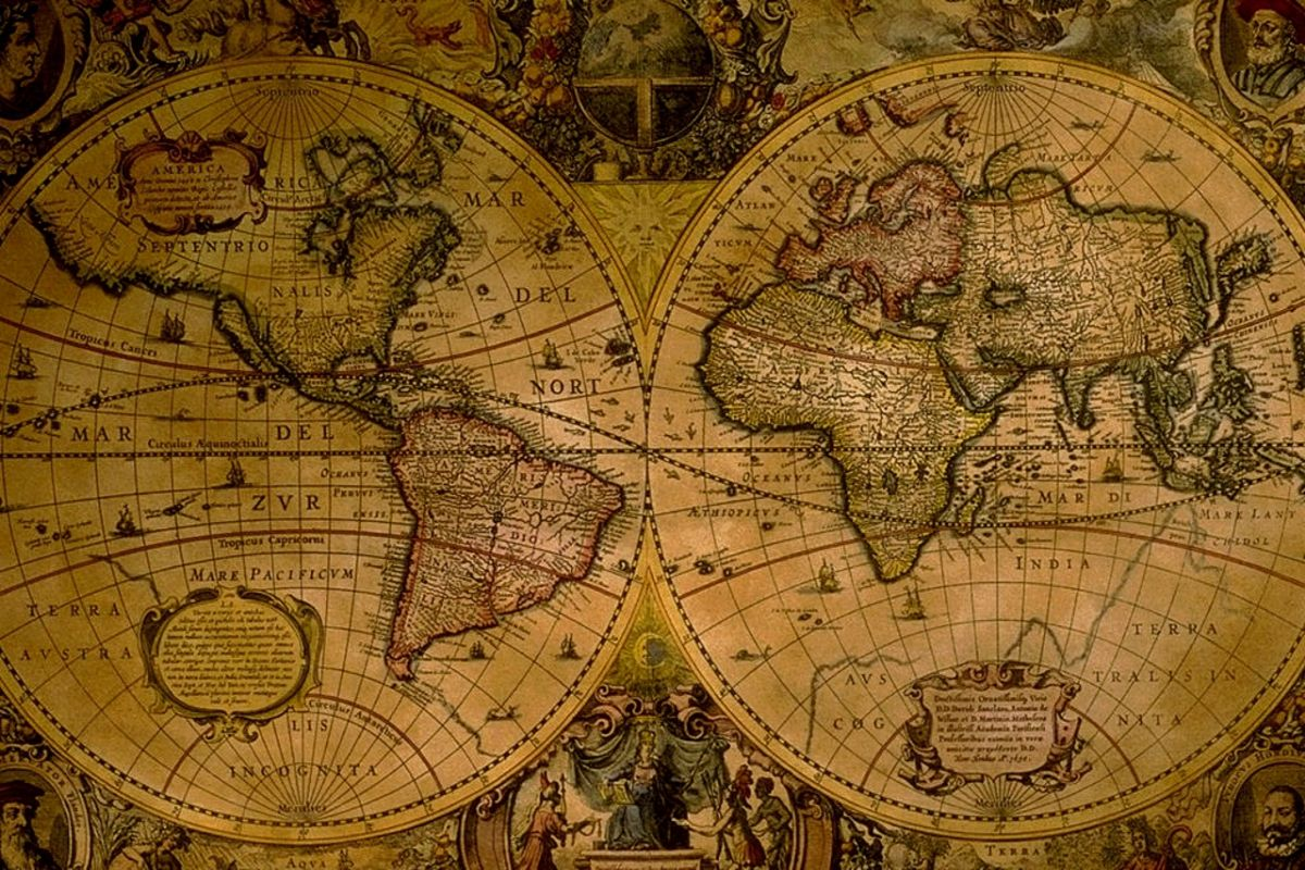 Ancient world map mott social ancient world map gumiabroncs Images