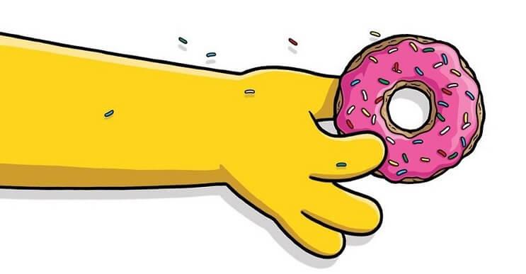 existe un porqué los cartoons tiene solo cuatro dedos en las manos